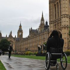 Marketing communication campaign to encourage more disabled people to stand for elected office.