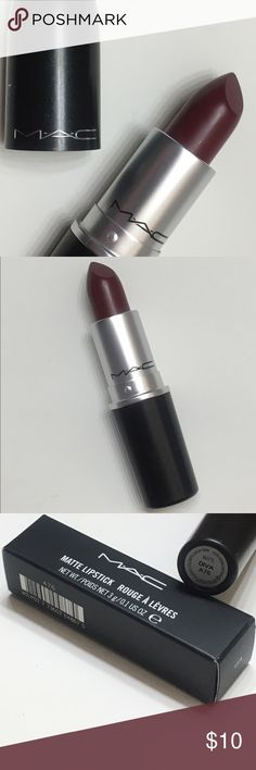MAC Lipstick Diva This is one of my personal favorite colors! Lipstick from MAC Cosmetics in shade Diva. Never used, never swatched. Shipped with Love & Care. MAC Cosmetics Makeup Lipstick