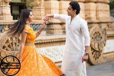 "Photo from album ""Wedding photography"" posted by photographer Chintan Rupani Photography Saree Wedding, Wedding Dresses, Groom Wear, Indian Wedding Outfits, Sherwani, Lehenga Choli, Mehendi, Pune, Wedding Portraits"