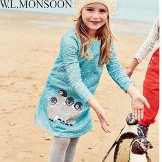 $7.76 (Buy here: https://alitems.com/g/1e8d114494ebda23ff8b16525dc3e8/?i=5&ulp=https%3A%2F%2Fwww.aliexpress.com%2Fitem%2FRobe-Reine-Des-Neiges-Kids-Dress-Long-Sleeve-2016-Elsa-Christmas-Dress-Girls-Clothes-Striped-Animal%2F32778132758.html ) Reine Des Neiges Girls Dress Long Sleeve 2017 Brand Princess Dress Girls Clothes Animal Pattern Children Costumes Kids Dresses for just $7.76
