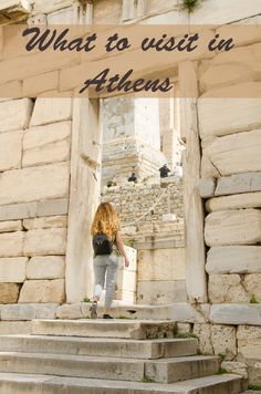 Couldn't visit Athens without visiting the Acropolis, the most famous ancient Greek quote...