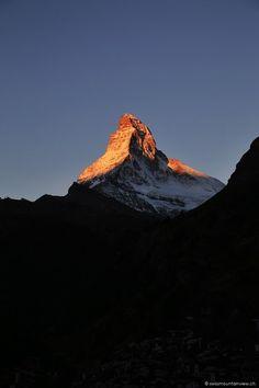 23. September 2013 - unser erster Ferientag! Zermatt, Mount Everest, September, Mountains, Places, Nature, Travel, Naturaleza, Viajes