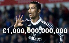 Cristiano Ronaldo Price: Cristiano Ronaldo will cost €1 billion to PSG