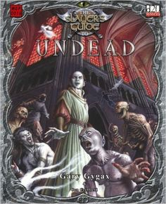 The Slayer's Guide To Undead: Gary Gygax, John Creffield, Chris Quilliams: 9781903980804: Amazon.com: Books