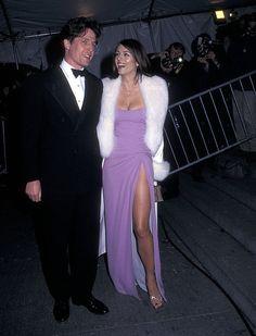 Elizabeth Hurley in Versace (1997, Versace Tribute)