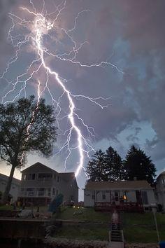 SummerStorm - Captured by John Milleker