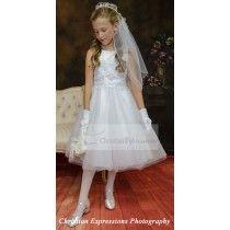First Communion Dress Style Ashley
