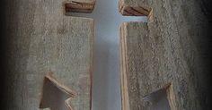 C'est le destin du bois flotté !...   Lever l'ancre pour un voyage…