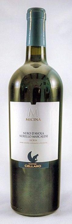 Micina Nerello Mascalese Cellaro Sicilia IGP 2013 cl 75