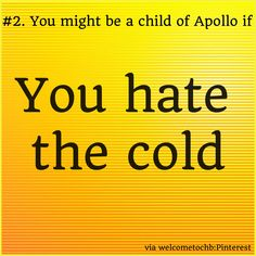 huh, I always figured I was the child of Athena. Apparently not....