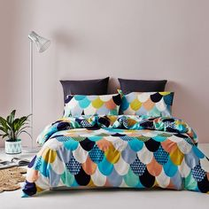 Metro Cabo Quilt Cover Set, doona cover, cheap quilt cover