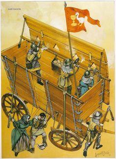 Hussite war wagon