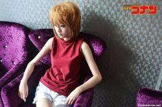 --Haibara Ai cosplay--
