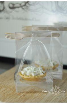 As aulas vão começar....quem sabe uma tortinha de limão para a professora, assim bem embaladinha.