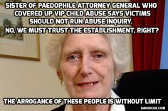 UK VIP Paedophile Ring