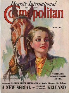Cosmopolitan, May 1937