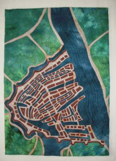 Wil's art: Old Amsterdam
