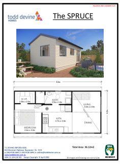 Todd Devine Homes   Granny Flat/DPU - The Spruce