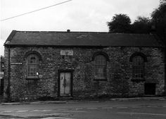 Wesleyan Methodist Chapel, Gleadless Road at junction of Hartley Street, Heeley, built Used as a private day school (known as 'Ladies School'), during and on weekdays. Sources Of Iron, Industrial Development, Derbyshire, Sheffield, School Days, Family History, About Uk, Yorkshire, Rome