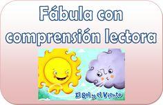 Fábula con comprensión lectora - http://materialeducativo.org/fabula-con-comprension-lectora/