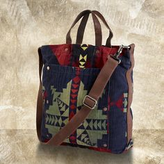 Native American Inspired Hand Bag