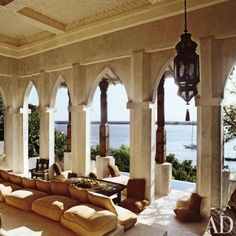 outdoor living | Lamu, Kenya