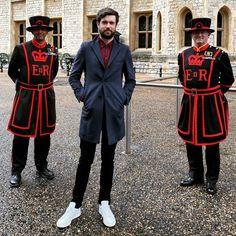 Jack Whitehall, Double Breasted Suit, Suit Jacket, Suits, Coat, Jackets, Instagram, Detail, Fashion