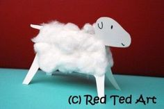Sheep Craft for spring!