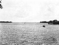 Florida Memory - View of Choctawhatchee Bay - Valparaiso, Florida