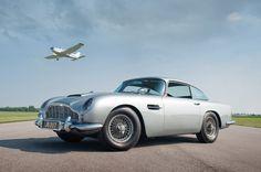 Aston Martin DB5 - Brilliant.