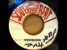 Ken Boothe - Love Come Tumbling Down + Version - 7inch / Soul Beat