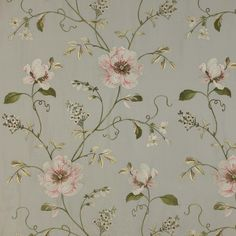 Evesham Linen Fabric - Colefax Design Library