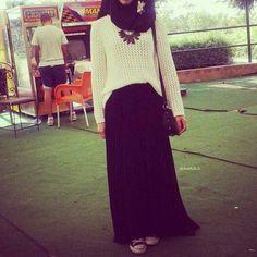 Love. #hijab #fashion
