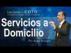 7 Negocios de servicios a domicilio - Alex Arroyo #GanarDinero
