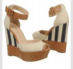 Jessica Simpson wedge sandal
