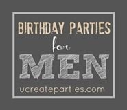 Birthday Party Themes for Men