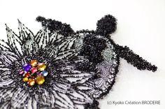 Anima-Rhythm : flore turale Kyoko Création BRODERIE par Kyoko Sugiura
