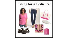 Beauty and Serendipity: Going for a Pedicure!