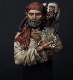 He´s a pirate!