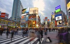 Aron Kremer Professional Photography Coach shibuya crossing