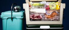 While the ability to gather tinder, read a compass, and sip from a flask in the dark is important, even crucial, the most important skill comes into play before you even hit the trail: The 8-step process of packing food in a cooler