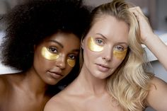 Gold Eye Mask, Eye Masks, Wellness Tips, Health And Wellness, Tired Eyes, Puffy Eyes, Dark Circles, The Cure, Lifestyle