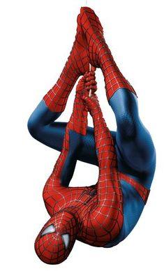 Spider Man Superhero Design Wall Art Sticker Vinyl Decal - Girls Boys Kids Bedroom School House Wall Vinyl Sticker Decor Peel and Stick Spiderman Theme, Amazing Spiderman, Spiderman Pumpkin, Spiderman Images, Superhero Design, Superhero Party, Spiderman Upside Down, Spider Man Trilogy, Free Spider