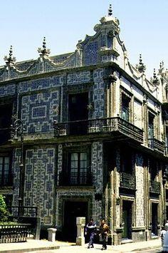 Casa de los azulejos mexico for Casa de los azulejos en mexico