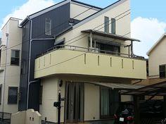 東京都足立区伊興の外壁塗装・屋根塗装工事の施工後
