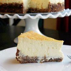 Chewy Oatmeal Cookie Cheesecake