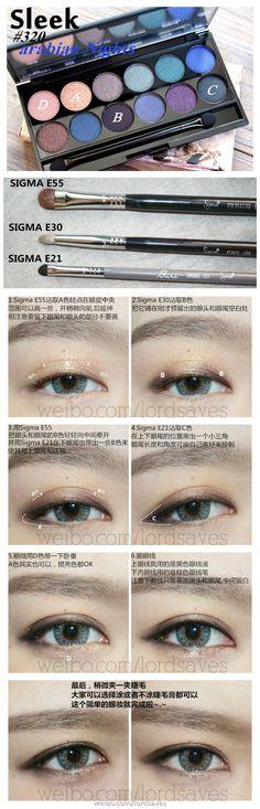 个人主页 Beauty Makeup, Hair Makeup, Korean Makeup Tutorials, Asian Eye Makeup, Sleek Makeup, Asian Eyes, Lenses, Beauty Hacks, Eyeshadow