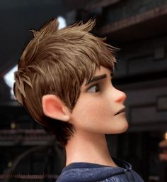 [Jack Frost] Humanized ~ Rise of the Guardians Jelsa, Rapunzel, Jackson Overland, Disney Movies To Watch, Jack Frost And Elsa, Brown Hair, Brown Eyes, Blue Eyes, Cartoon Boy