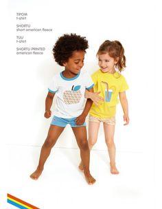 Dis Une Couleur - SHORTU BLUE JAY SHORTS Blue Jay, Elegant Outfit, Little Ones, Style Inspiration, Shorts, American, Children, Fabric, Prints