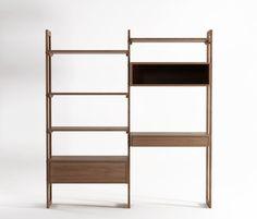 Librerías | Almacenamiento | KWSU | Karpenter. Check it out on Architonic
